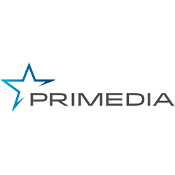 Primedia Logo on Contact Page