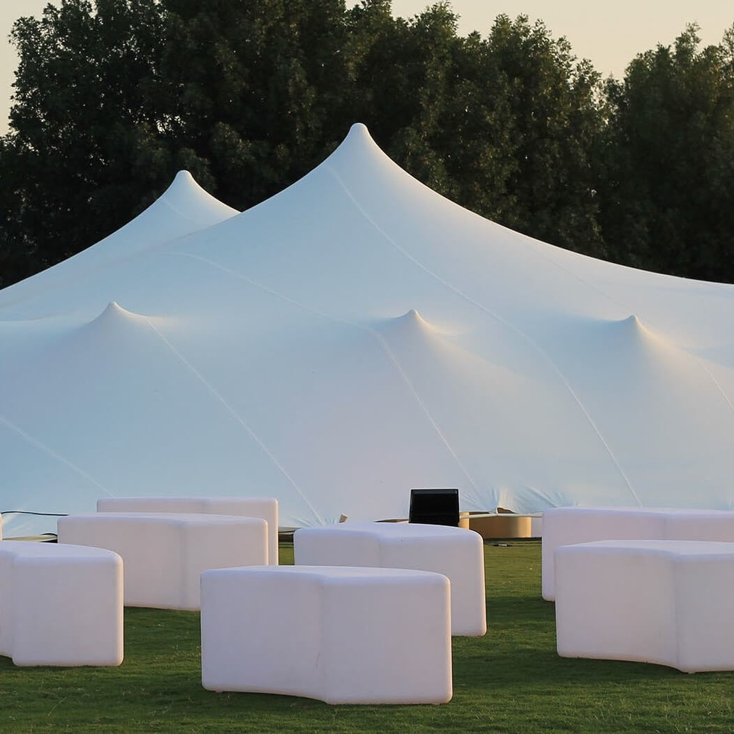 Premium Stretch Tent for Hire